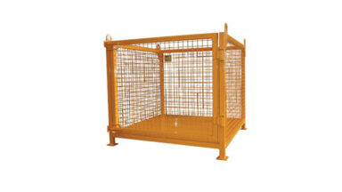 goods lifting cages