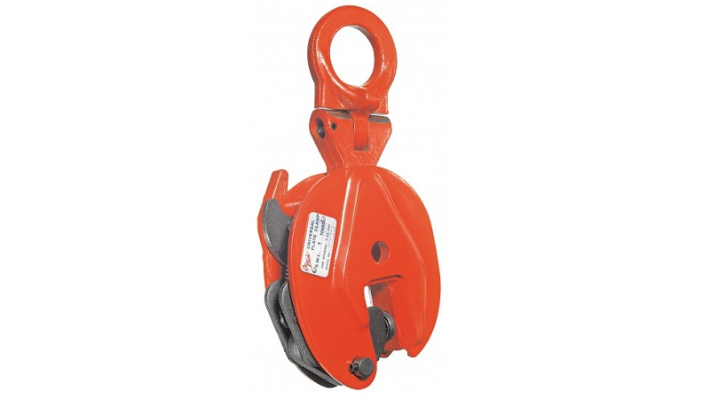 Vertical plate clamp rent sales lifting gear hire
