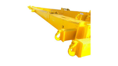 roof sheet spreader beam