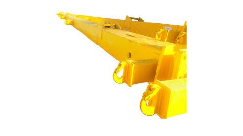roof sheet spreader beam